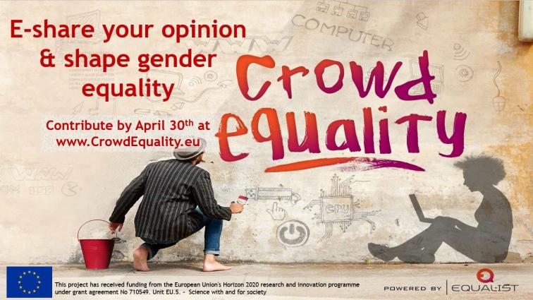 CrowdEquality - The Idea Crowdsourcing Platform