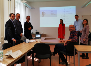 """Industrieforum """"Digitalisierung und Management"""""""