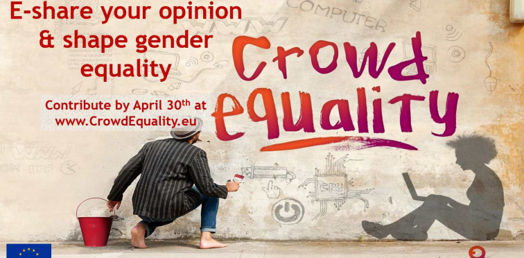 CrowdEquality - The Idea Crowdsourcing Platform