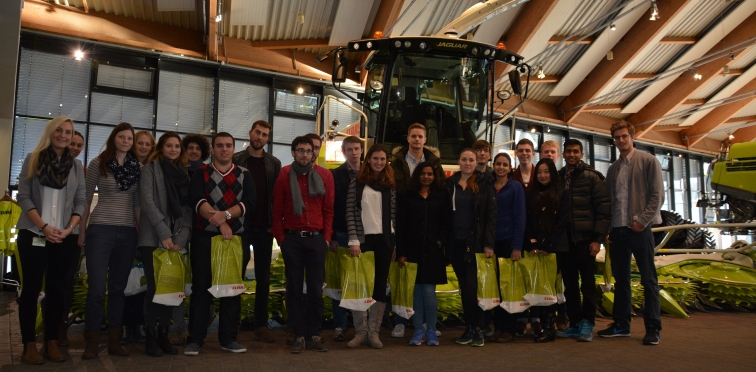 The Group at Claas