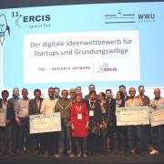 Teilnehmer des ERCIS Launch Pad
